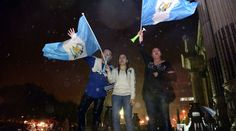 The scandal that brought down Guatemala's president has been brewing for decades.