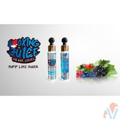 Mixed Berries E-Juice From Boxing Juice