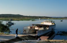 Photos and pictures of: Kariba ferry, Lake Kariba, Zimbabwe - The Africa Image Library All Nature, Zimbabwe, Africa Travel, Solo Travel, Rivers, Scouts, Cool Places To Visit, Lakes, Pools