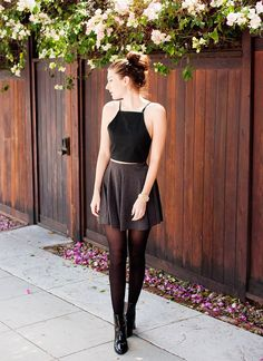 How to Wear Halter Tops: 30 Outfits That Will Make You Love the Neckline | StyleCaster