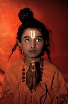 pakizah: Bombay, India 1993 Steve McCurry