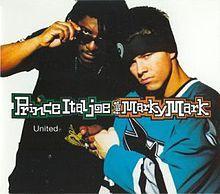 United (Prince Ital Joe and Marky Mark song) - Wikipedia, the free encyclopedia