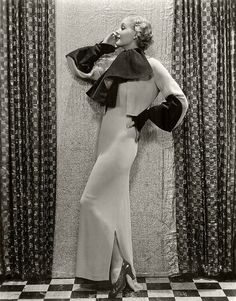 vintage everyday: Fashion in The '20's & 30's When curvy women were sexy!