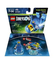 LEGO Dimensions Expansion Packs #lego #LegoDimensions #videogames #videogame