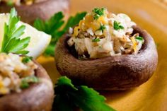 Portobello and Eggplant Sandwich Heart Healthy Recipes, Vegan Recipes Easy, Diabetic Recipes, Cooking Recipes, Avocado Recipes, What's Cooking, Vegetarian Recipes, Vegan Appetizers, Savory Snacks