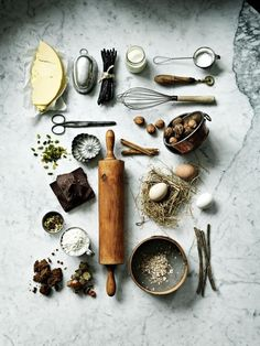 Ingredients for the perfect kitchen