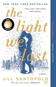 It's a New York Times bestseller and a Reese Witherspoon book club pick. Here are some other reasons author Carola Lovering (TELL ME LIES) highly recommends reading THE LIGHT WE LOST by Jill Santopolo. Book Club Books, Good Books, The Book, Books To Read, Book Nerd, Big Books, Book Clubs, Free Reading, Reading Lists