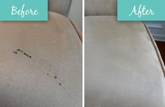 How to clean microfiber furniture. Need to use this technique on my glider!