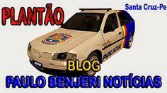 Blog Paulo Benjeri Notícias: Homem é esfaqueado pelas costas em bar de Santa Fi...