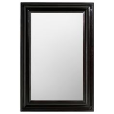 HEMNES Mirror - black-brown - IKEA. I want to set it on top of my dressing table against the wall so it is a makeshift vanity.