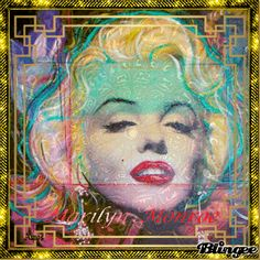 Marilyn Monroe Marilyn Monroe Gif, Wise Girl, Girl Pictures, Photo Editor, Goth, Digital Art, Animation, Fantasy, Anime