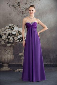 Beading Sweetheart Sleeveless Floor-Length Formal Evening Dress  http://www.GracefulDress.com/Beading-Sweetheart-Sleeveless-Floor-Length-Formal-Evening-Dress-p19137.html