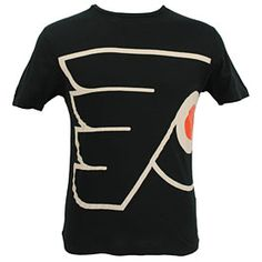 237493193 Nobody will forget which NHL team you love when you wear this Philadelphia  Flyers Overgrown Logo T-Shirt from Wright   Ditson!