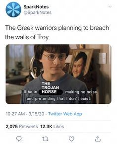 Greek Mythology Humor, Greek And Roman Mythology, Tumblr Funny, Funny Memes, History Puns, Achilles And Patroclus, Greek Memes, Greek Warrior, Greek Gods And Goddesses