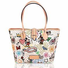 I really, really, really want this Disney Dooney and Bourke purse