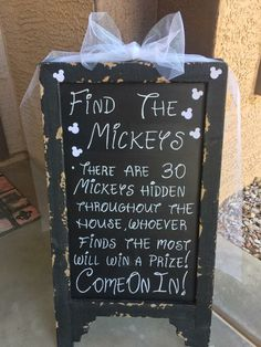 But not Mickey. Like something else, But not Mickey. Like something else, shower ideas But not Mickey. Like something else , But not Mickey. Disney Bridal Showers, Bridal Shower Games, Bridal Shower Decorations, Mickey Bridal Shower, Disney Party Decorations, Mickey Mouse Baby Shower, Wedding Decorations, Plan Your Wedding, Dream Wedding
