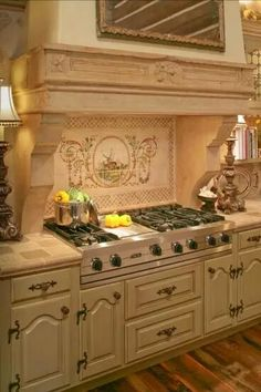 Very  lovely  kitchen