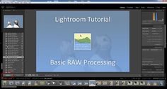 All You Need to Know to Process a RAW File in Lightroom | Nature TTL