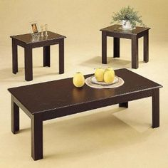 Coffee Table With Side Tables Check more at http://casahoma.com/coffee-table-with-side-tables/29543