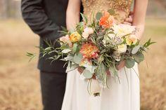 Photography : Brandy Smyth Photography | Photography : Brandi Smyth Photography Read More on SMP: http://www.stylemepretty.com/louisiana-weddings/2014/07/21/louisiana-rustic-chic-wedding-inspiration/