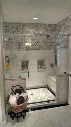 48 Creative Cottage Bathroom Design Ideas - The bathroom has come along way in the past one hundred years. Once just a basic tub set in front of the living room fire and filled with buckets of w. - April 13 2019 at Bathroom Renos, Bathroom Renovations, Bathroom Interior, Bathroom Cabinets, Bathroom Fixtures, Decorating Bathrooms, Bathroom Mirrors, Bathrooms Decor, Bathroom Accents