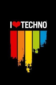 We ♥ Techno! #techno