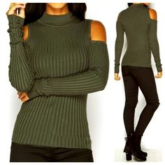 Women Sexy Off Shoulder Office Kintted Blouse