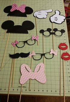 Festa da Minnie: decoração do salão