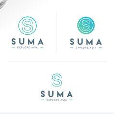 Designer Travel Brand Logo by Purepixel