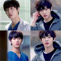 Korean Drama Movies, Korean Actors, Queen Of The Ring, Romans 2, Ahn Hyo Seop, Romantic Doctor, Drama Quotes, Tumblr Boys, Carnations