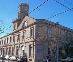 Manzana historica Viedma. Argentina