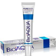 BIOAQUA Anti Acne Scar Mark Remover Removal Oil Control Shrink Pores Treatment Cream