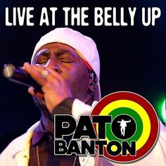 Pato Banton - Live At The Belly Up (Belly Live Up) 2015 -| http://reggaeworldcrew.net/pato-banton-live-at-the-belly-up-belly-live-up-2015/