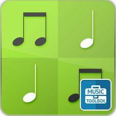 Music Theory, Music Education, Tool Box, Free Apps, Ear, Training, Music Ed, Toolbox, Music Lessons
