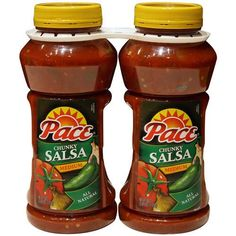 Pace Chunky Salsa - Medium - 2/38 oz. Pace http://www.amazon.com/dp/B003B55WY0/ref=cm_sw_r_pi_dp_sfWKvb0K6BVFP