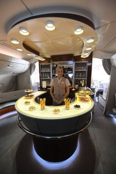 The Airbus #A380, its better than a private jet ! Jb