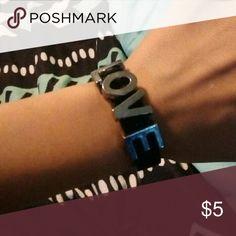 Selling this Love bracelet on Poshmark! My username is: kelsie_03. #shopmycloset #poshmark #fashion #shopping #style #forsale #Jewelry