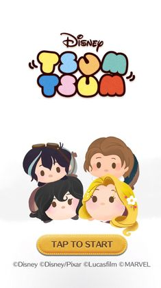 Tangled the series ver, Tsum Tsum by Gohan-twins