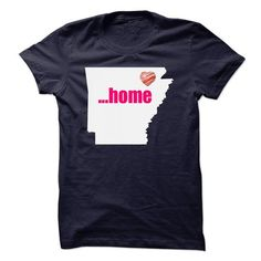Arkansas will always be home T-Shirts, Hoodies, Sweatshirts, Tee Shirts (19$ ==► Shopping Now!)