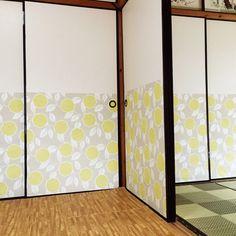 sayamameさんの、壁紙屋本舗についての部屋写真