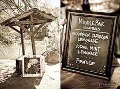 idea idea idea///drink menu