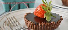 Our Paleo Life   Chocolate Hazelnut Tart {paleo, vegan, raw}