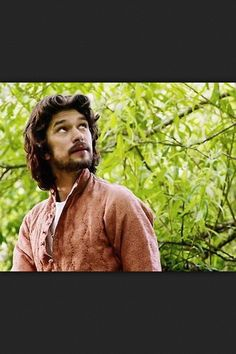 Ben as Richard II - The Hollow Crown