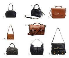 Wishlist: Stylish Camera Bags for Women.  #fashion #photography #camerabag