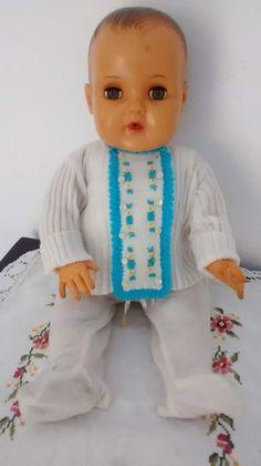 Boneco antigo Bambino Estrela
