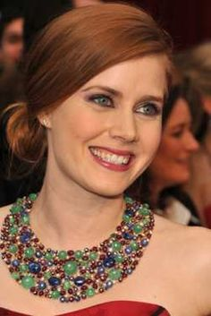 Amy Adams love her. She's my favorite actress.