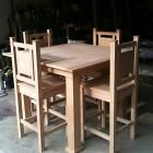 Ana White | Build a Pub/Counter Height Table (Seats 6) | Free and Easy DIY Project and Furniture Plans