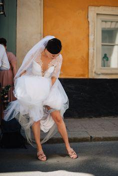 Brudklänning / bridal gown