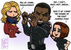 #SistersDanvers #Supergirl
