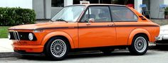 BMW 2002ti Touring Alpina
